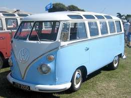 Old Volkswagen kombi wanted