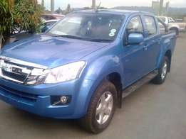 2013 Isuzu KB250 D-Tech 4X4 Double cab