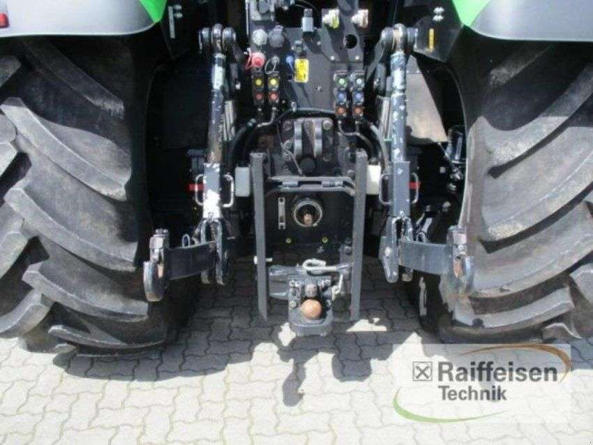 Deutz-fahr 7250 ttv warrior - 2015 - image 7