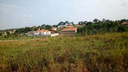 Commercial plots of 25decimal suitable for rentals in namugongo at 60m