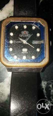 Orient automatic wrist watches
