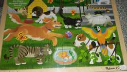 Hout puzzles