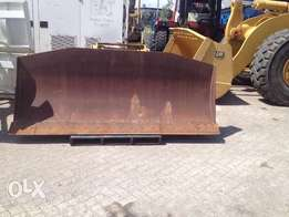 Caterpillar 14H Front Blade - To be Imported