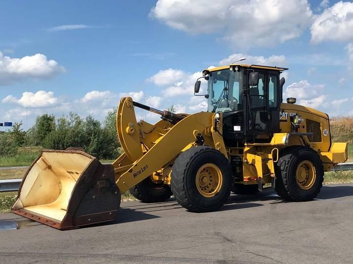 Caterpillar 938K HL Wheel Loader - 2013