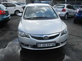 Honda Civic,2011 Model,5 Doors factory A/C And C/D Player
