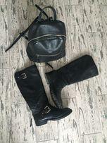 сапоги ботинки угги кожа весна осень из Америки ebf541c77bf