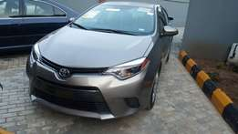 2016 Toyota Corolla LE Foreign Used