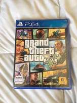 gta 5 sealed brand new for ps4
