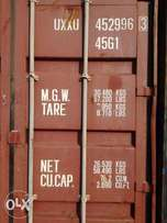 Container 40FT HC 9'6 From Belgium.