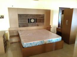 Wall panel bed 6x6