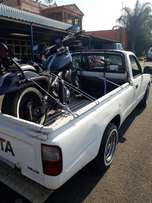 Furniture Removal bakkie hire quote from R300