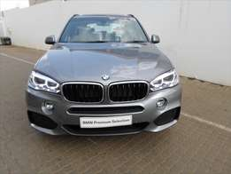 BMW - X5 (F15) xDrive 30d Steptronic