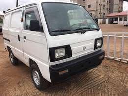 Suzuki mini bus very super clean in akure (ondo state).