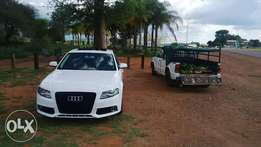 A4 with RS4 grille