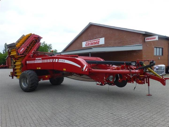 Grimme GT-170 - 2008