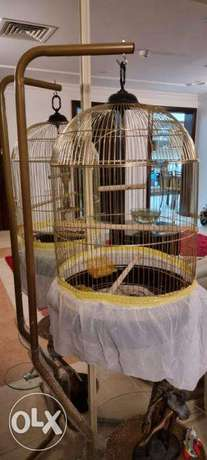 Birds Cage with stand