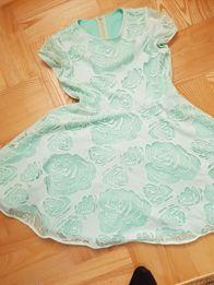 04aef07bd0 Sukienka 128 134 - Dla Dzieci - OLX.pl