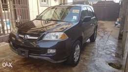 Lagos Cleared Acura MDX 2005 Tokunbo 2.2M
