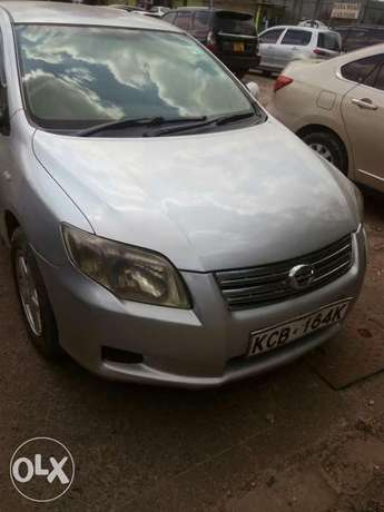 Toyota Axio G grade on sale by owner price NEGOTIABLE. Kenyatta - image 4