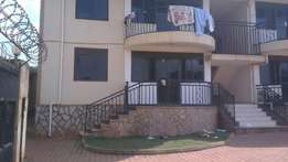 Kisaasi 2bedrooms self contained at 600K