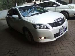 Toyota allion kcg 1800ccvvti model 2009 original paint quick sale in p