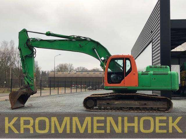 New Holland E 265 B Lc - 2008
