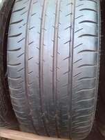 New and secondhand tyres