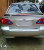 Newly Arrived 2003 Toyota Corolla S