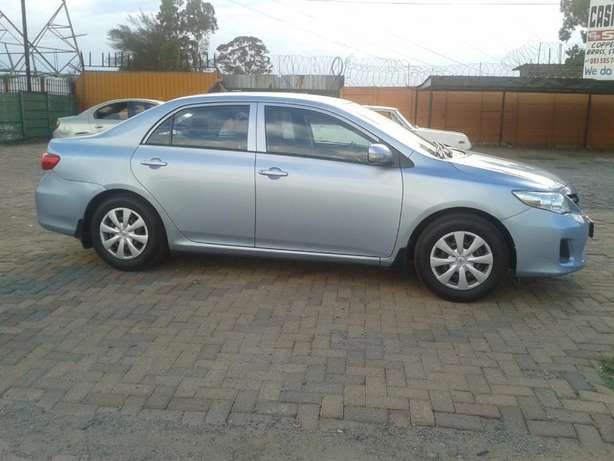 2012 Toyota Corolla 1.3Professional For Sale R115000 Is Available. Benoni - image 8