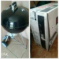 Weber Braai and grill