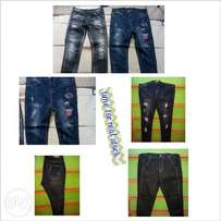 Stock and swagger jeans for men