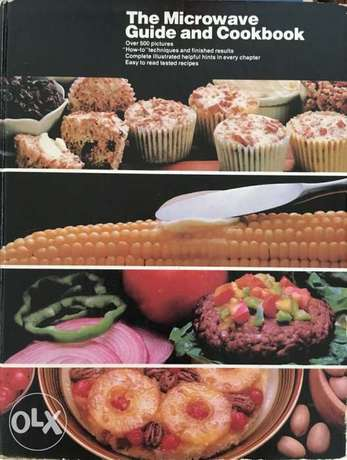 The Microwave Guide and Cookbook - New