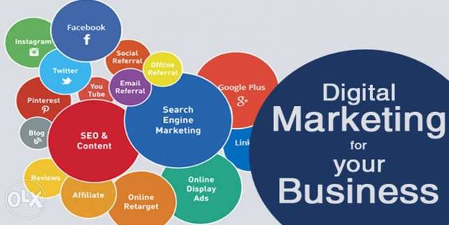 Digital Marketing -We do Online Digital Marketing Nairobi CBD - image 1