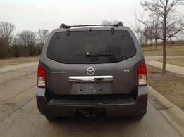 Strong Nissan Pathfinder