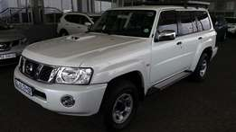Immaculate Nissan Patrol diesel for sale!