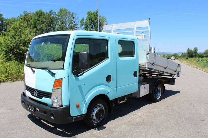 Nissan Cabster F24 35.13 4x2 - 2008