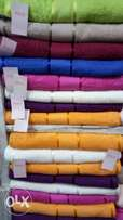 Offer Cotton towel all sizes on wholesale and retail. We deliver