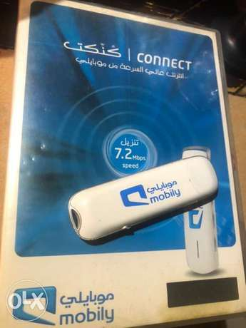 "Mobily Connect USB ""First Edition-Classic """