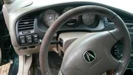Clean Tokunbo Acura TL For Sale.