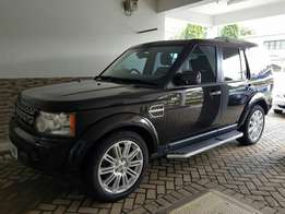Land Rover Discovery 4 - Just arrived in Mombasa