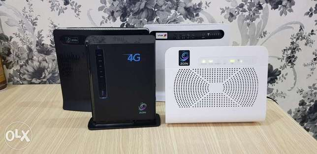 Routers 4G unlocked