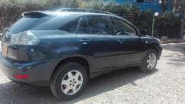 Toyota harrier lexus 2007 RX350 super clean with sunroof leather seats