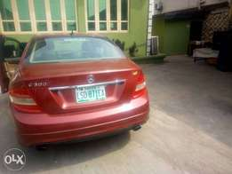 2008 model Mercedes-Benz C300 clean naija used