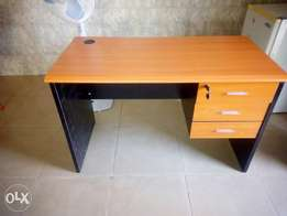 Quality Office Table With Cable Hole (New)