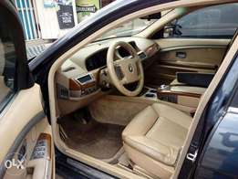 Toks BMW 7 series 2004