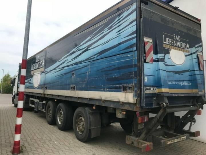 Sommer SG24-S-HL-3-Achs -Getränke- Lenkachse-LBW - 2006