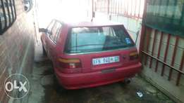Toyota Tazz- 1200 for sale