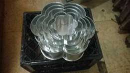 Baking tins and trays