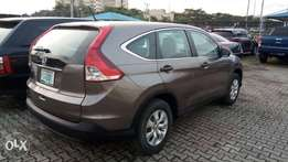 Very Clean Registered 2013 Honda CRV With Auto Fabric Cold AC Low Mile
