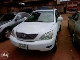 Few months used 06 RX 350 for sale...